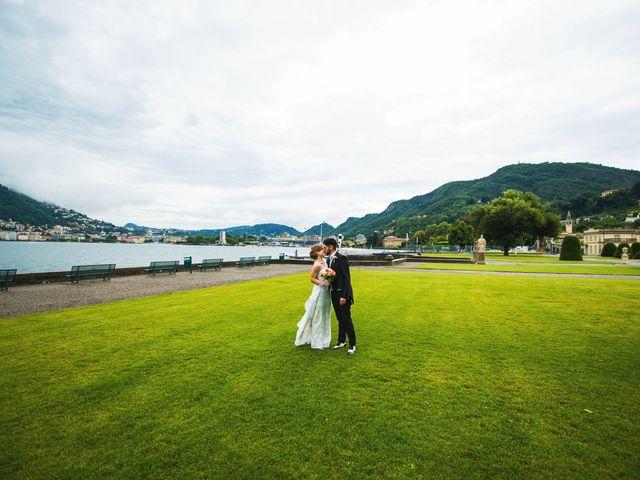 Il matrimonio di Maurizio e Zeila a Cavallasca, Como 33