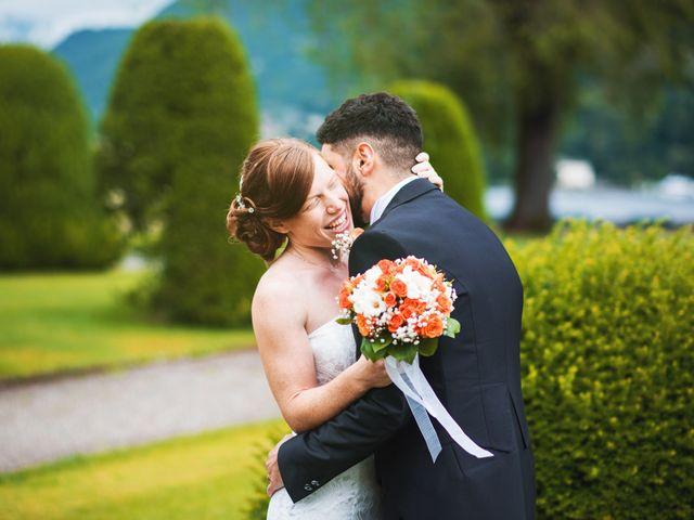 le nozze di Zeila e Maurizio