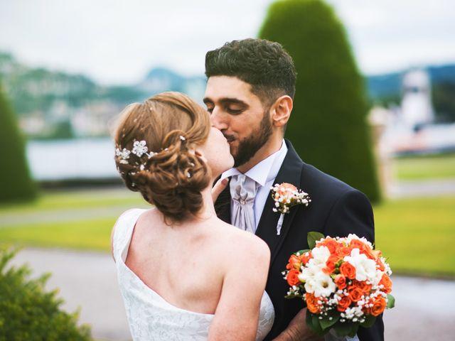 Il matrimonio di Maurizio e Zeila a Cavallasca, Como 36