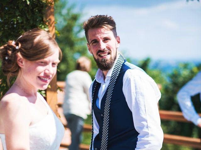 Il matrimonio di Maurizio e Zeila a Cavallasca, Como 45