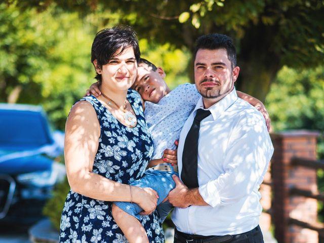 Il matrimonio di Maurizio e Zeila a Cavallasca, Como 46