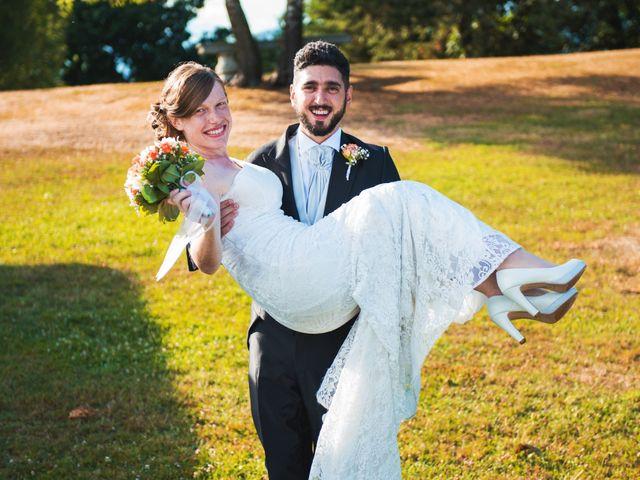 Il matrimonio di Maurizio e Zeila a Cavallasca, Como 54