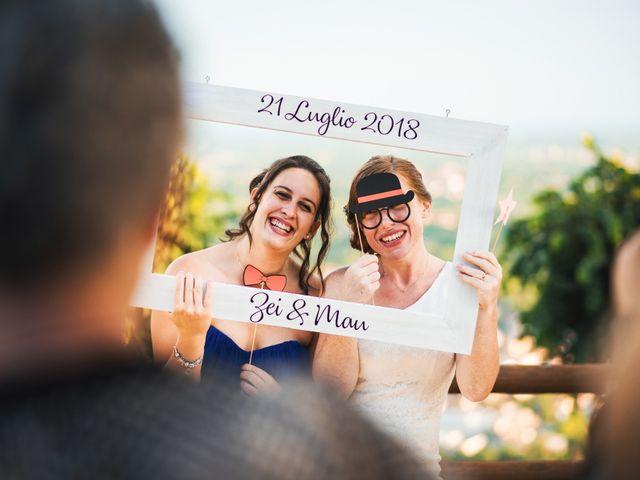 Il matrimonio di Maurizio e Zeila a Cavallasca, Como 58