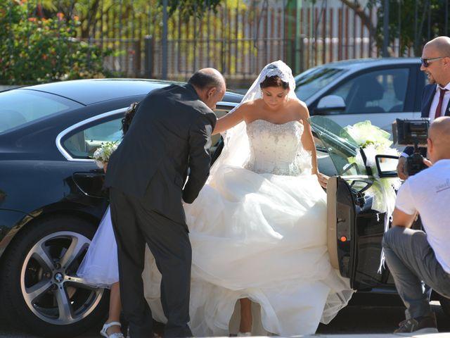 Il matrimonio di Carmine e Maria Elena a Tortolì, Nuoro 9