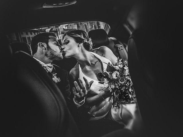 Le nozze di Dalida e Andrea