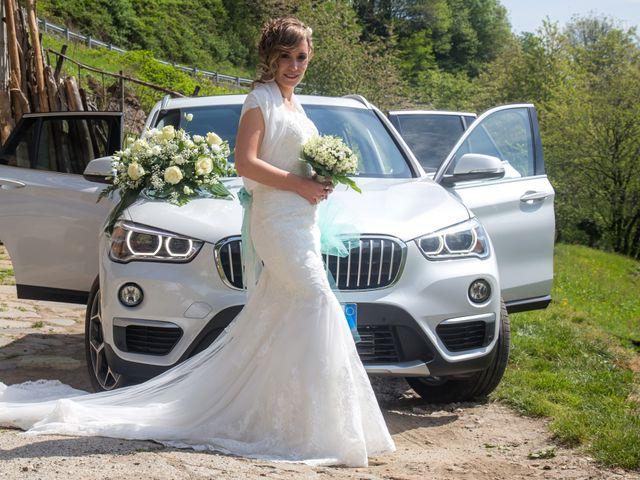 Il matrimonio di Luca e Lucia a Garzeno, Como 7
