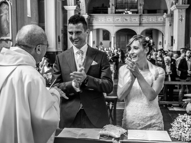 Il matrimonio di Luca e Lucia a Garzeno, Como 13