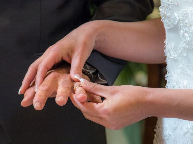 Il matrimonio di Luca e Lucia a Garzeno, Como 14