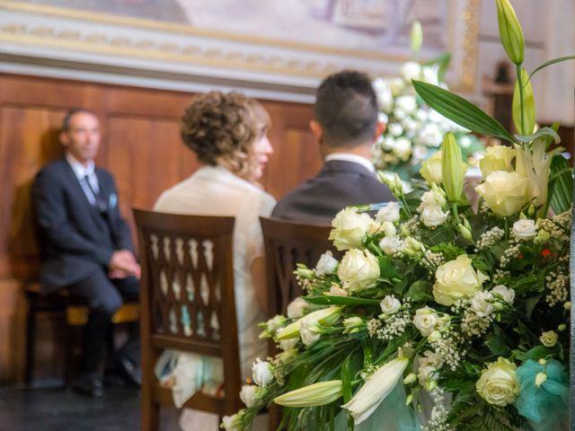 Il matrimonio di Luca e Lucia a Garzeno, Como 16