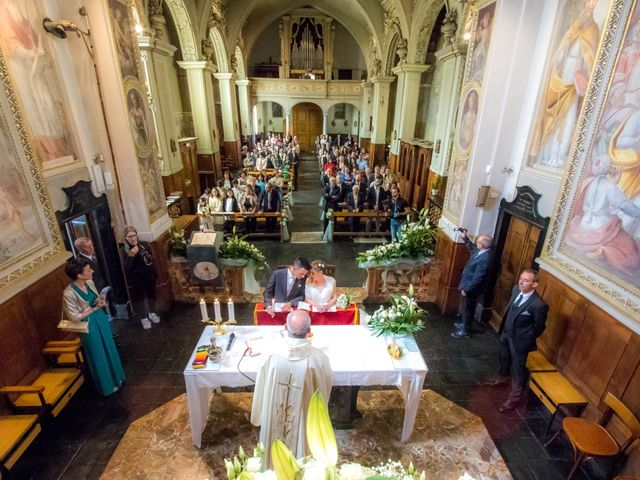 Il matrimonio di Luca e Lucia a Garzeno, Como 17