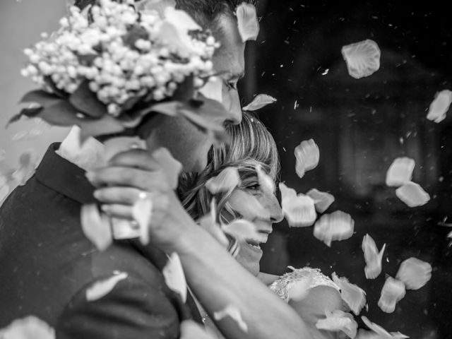 Il matrimonio di Luca e Lucia a Garzeno, Como 19