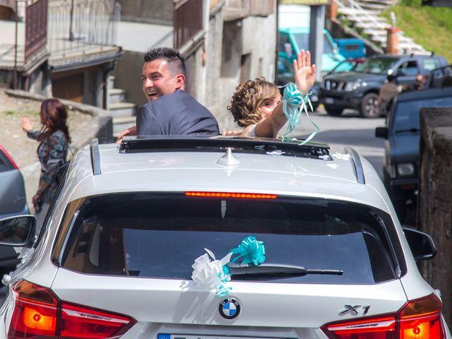 Il matrimonio di Luca e Lucia a Garzeno, Como 20