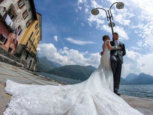 Il matrimonio di Luca e Lucia a Garzeno, Como 1