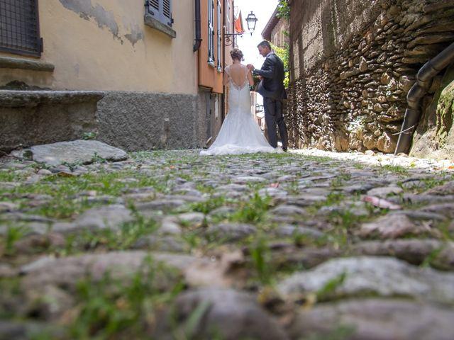 Il matrimonio di Luca e Lucia a Garzeno, Como 24