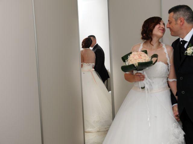 le nozze di Marianna e Giuliano