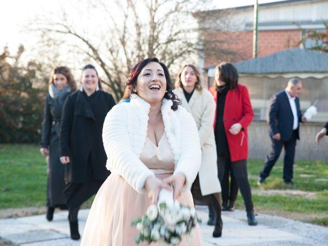 Il matrimonio di Federico e Giulia a Bologna, Bologna 90