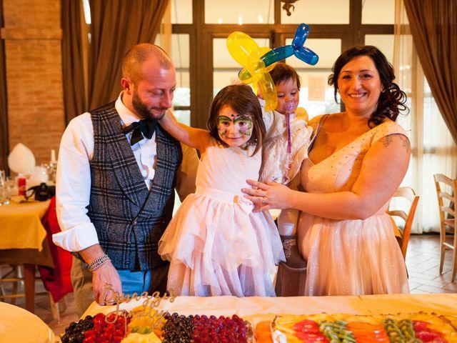 Il matrimonio di Federico e Giulia a Bologna, Bologna 101