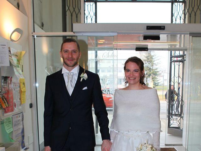 Il matrimonio di Alberto e Irene a Selvazzano Dentro, Padova 17