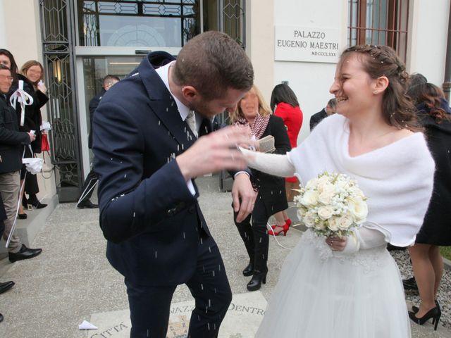 Il matrimonio di Alberto e Irene a Selvazzano Dentro, Padova 34