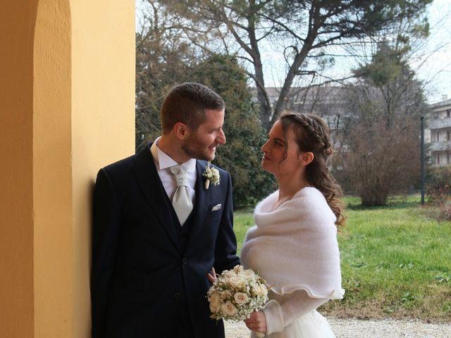 Il matrimonio di Alberto e Irene a Selvazzano Dentro, Padova 42