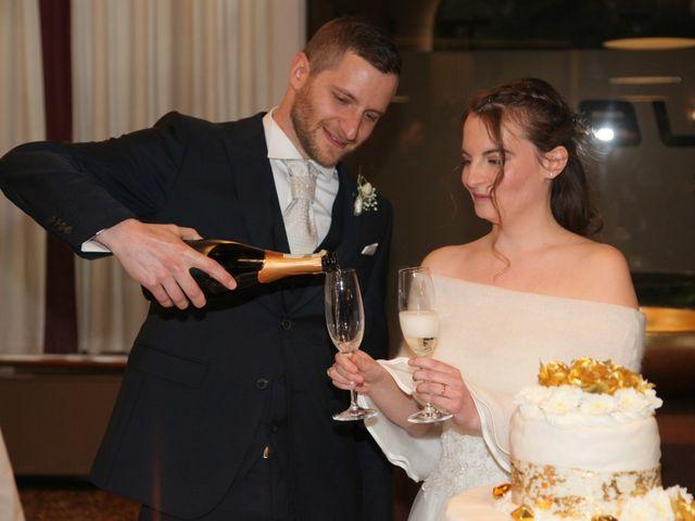 Il matrimonio di Alberto e Irene a Selvazzano Dentro, Padova 69