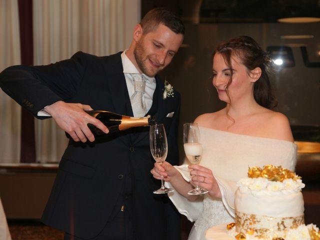 Il matrimonio di Alberto e Irene a Selvazzano Dentro, Padova 70