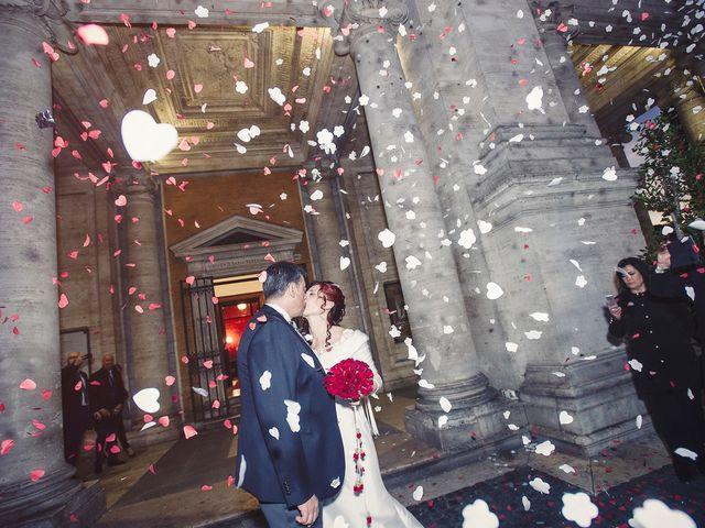 Il matrimonio di Roberto e Orietta a Roma, Roma 13