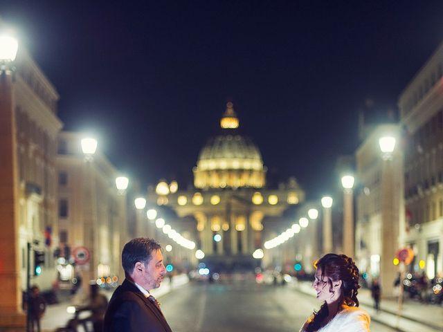 Il matrimonio di Roberto e Orietta a Roma, Roma 1