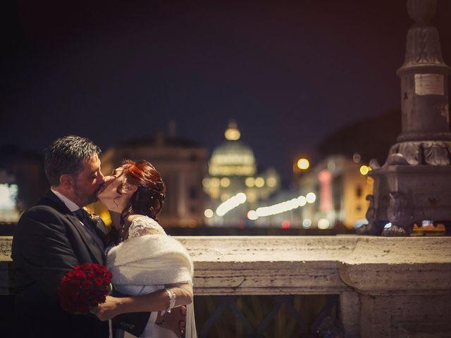 Il matrimonio di Roberto e Orietta a Roma, Roma 2
