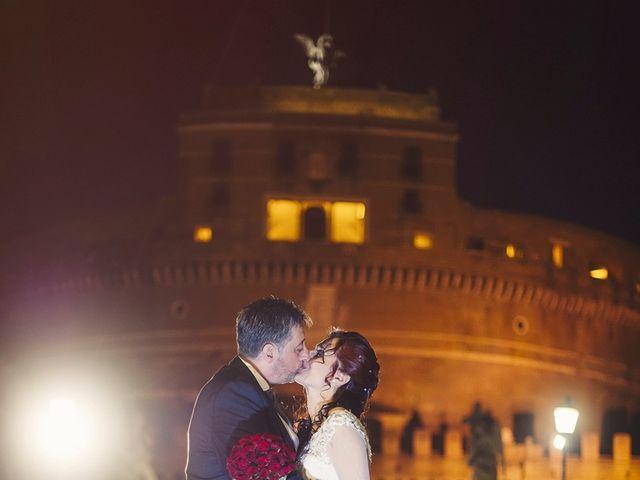 Il matrimonio di Roberto e Orietta a Roma, Roma 15