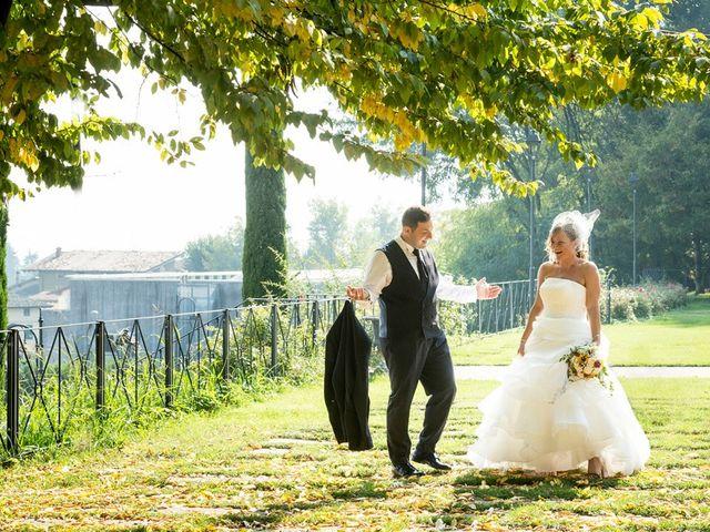 Le nozze di Ellen e Claudio