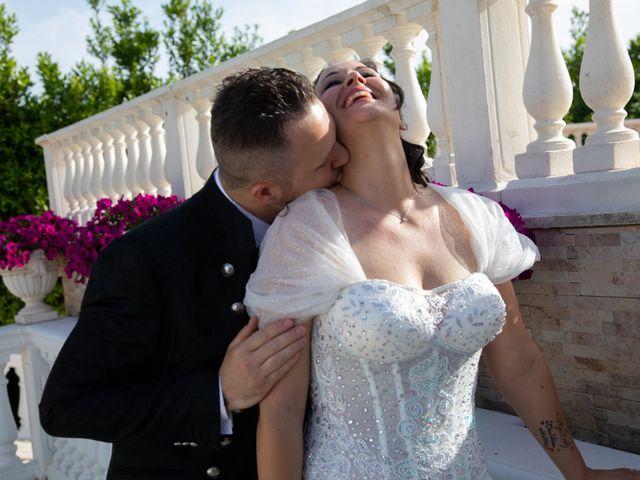 Il matrimonio di Massimiliano  e Daniela  a Roma, Roma 1
