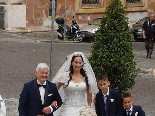 Il matrimonio di Massimiliano  e Daniela  a Roma, Roma 4