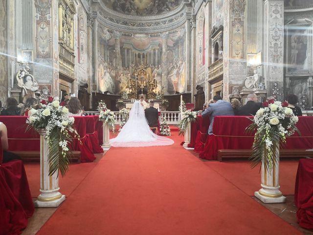 Il matrimonio di Massimiliano  e Daniela  a Roma, Roma 8