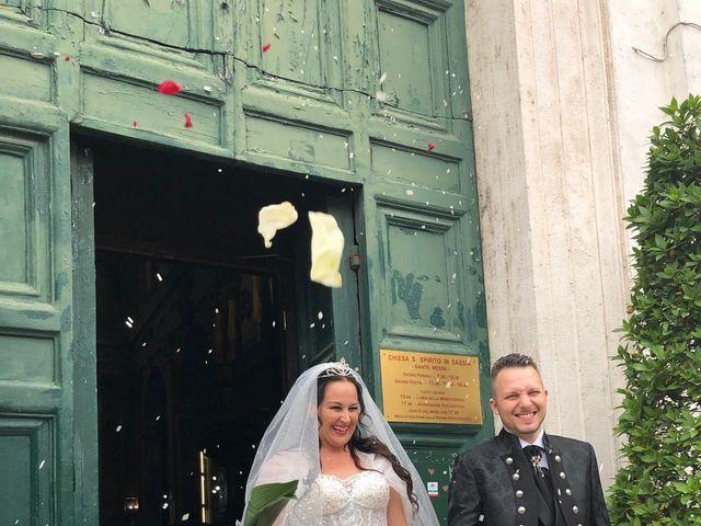 Il matrimonio di Massimiliano  e Daniela  a Roma, Roma 10