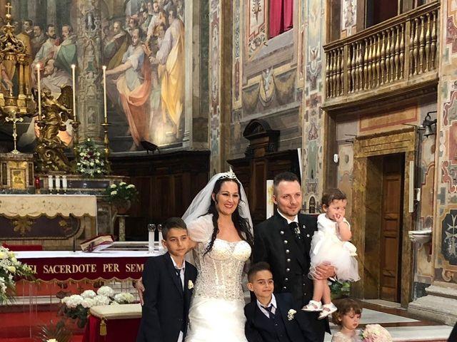 Il matrimonio di Massimiliano  e Daniela  a Roma, Roma 11