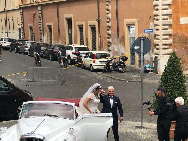Il matrimonio di Massimiliano  e Daniela  a Roma, Roma 12