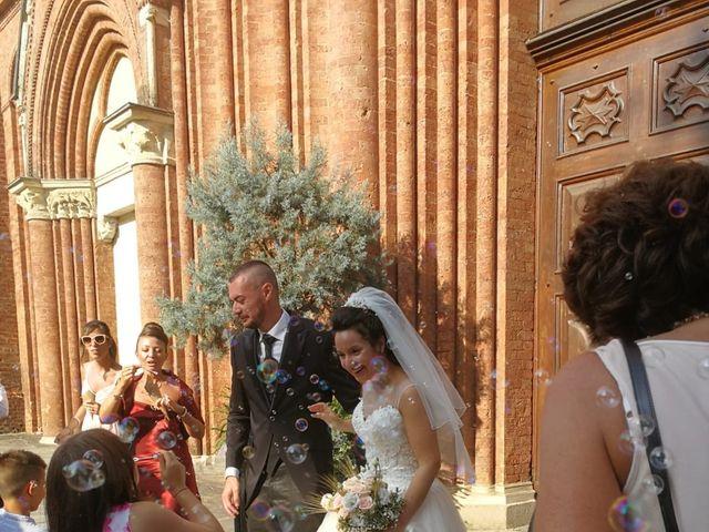 Il matrimonio di Fabio e Giulia a Asti, Asti 16