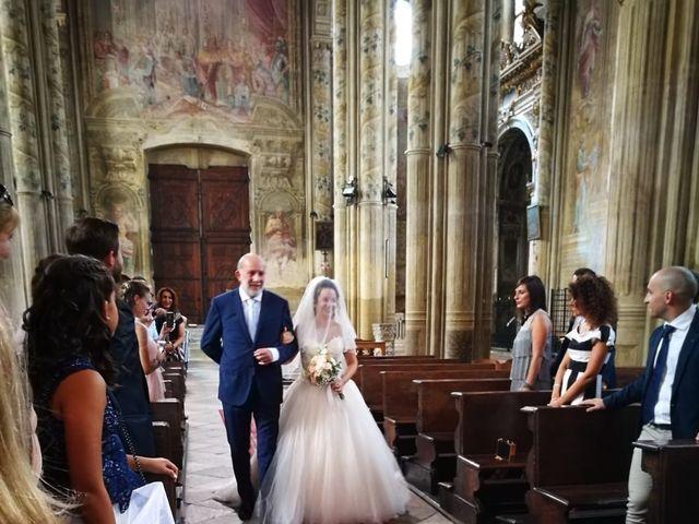 Il matrimonio di Fabio e Giulia a Asti, Asti 20