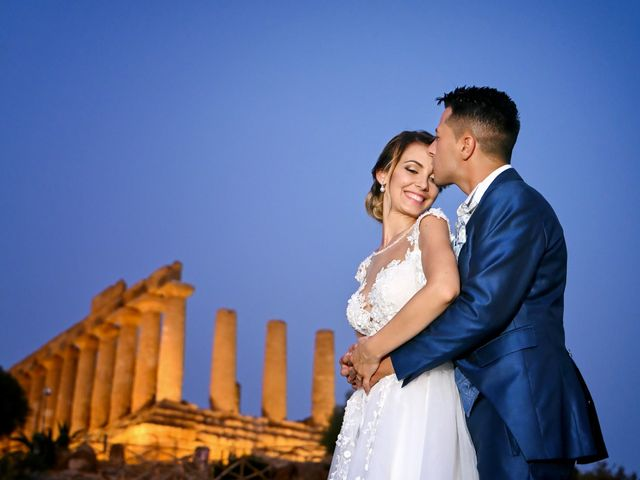 Le nozze di Olimpia e Ivan