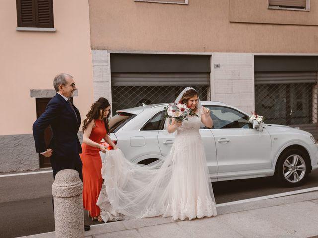 Il matrimonio di Paolo e Maria Laura a Calvenzano, Bergamo 12