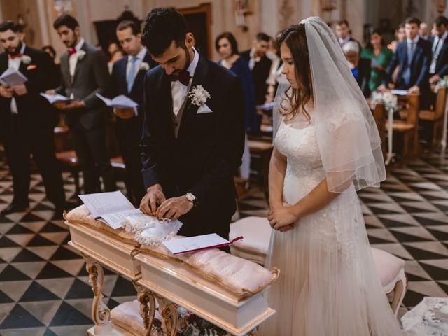 Il matrimonio di Paolo e Maria Laura a Calvenzano, Bergamo 16