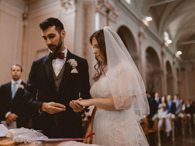 Il matrimonio di Paolo e Maria Laura a Calvenzano, Bergamo 17