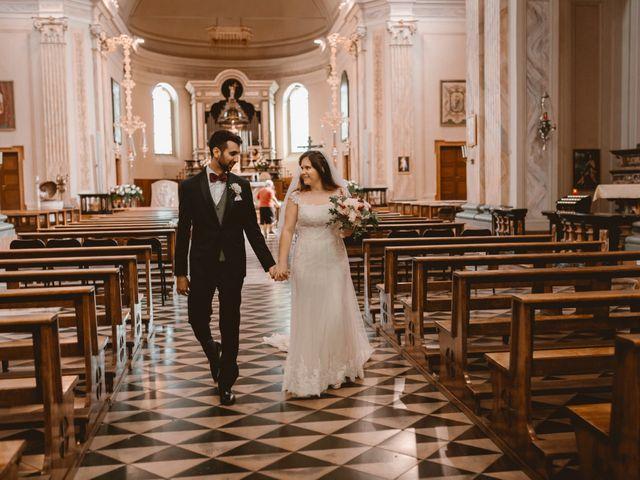 Il matrimonio di Paolo e Maria Laura a Calvenzano, Bergamo 18