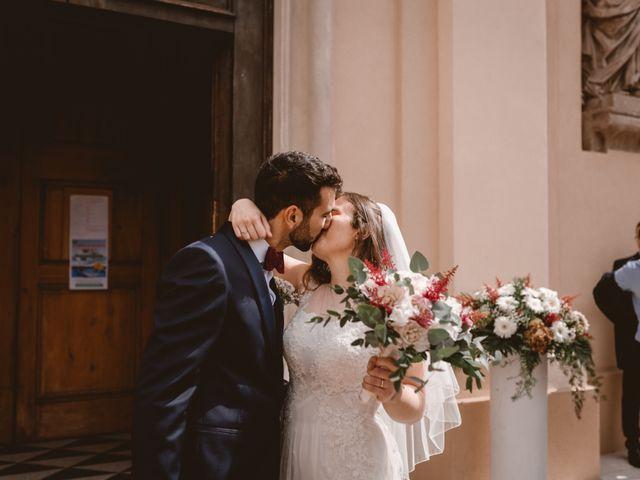 Il matrimonio di Paolo e Maria Laura a Calvenzano, Bergamo 20