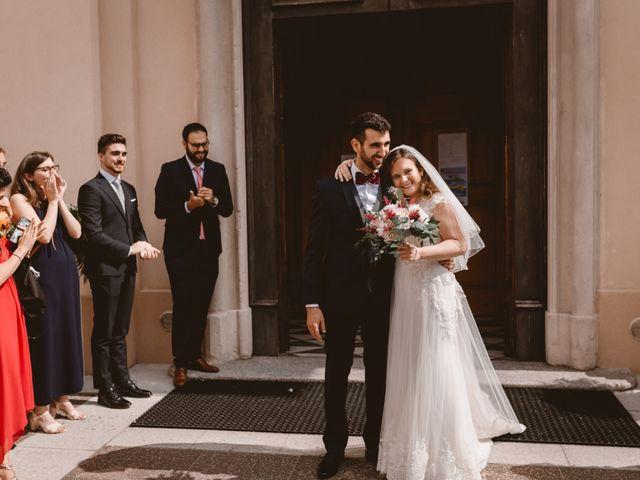 Il matrimonio di Paolo e Maria Laura a Calvenzano, Bergamo 21