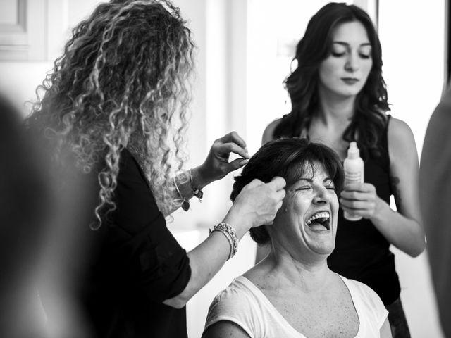Il matrimonio di Fabrizio e Rosa a Amalfi, Salerno 3