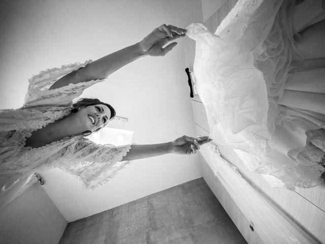 Il matrimonio di Fabrizio e Rosa a Amalfi, Salerno 5
