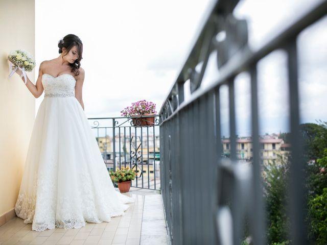 Il matrimonio di Fabrizio e Rosa a Amalfi, Salerno 11