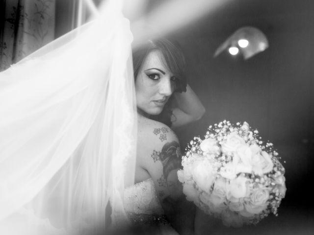 Il matrimonio di Fabrizio e Rosa a Amalfi, Salerno 13
